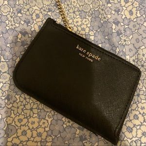 Kate Spade ♠️  coin & card holder